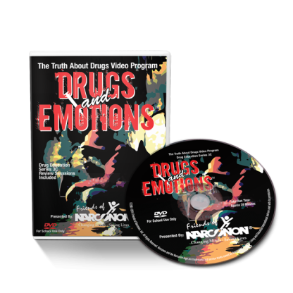 Drugs and Emotions DVD