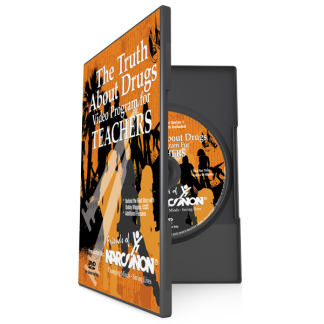 The Truth About Drugs Video Program for Teachers DVD